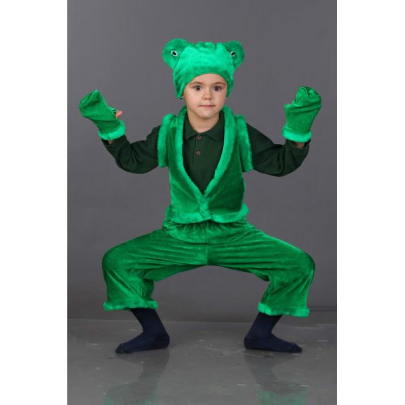Карнавальные костюмы лягушек  купить в интернетмагазине