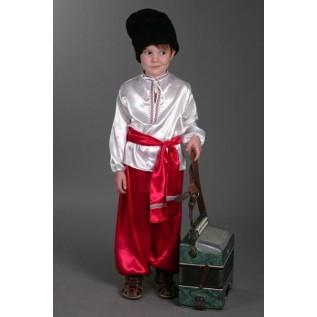 Украинец, национальный костюм
