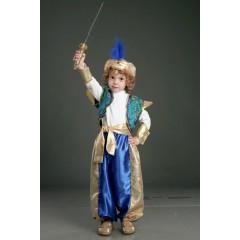 Восточный принц голубой